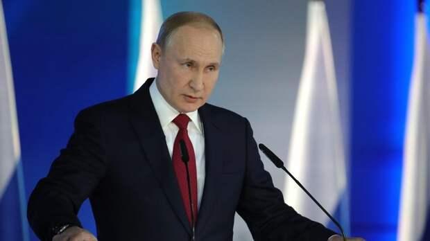 """""""Нас бы просто никого не было"""": Путин напомнил об исторических документах тем, кто хочет переписать историю"""