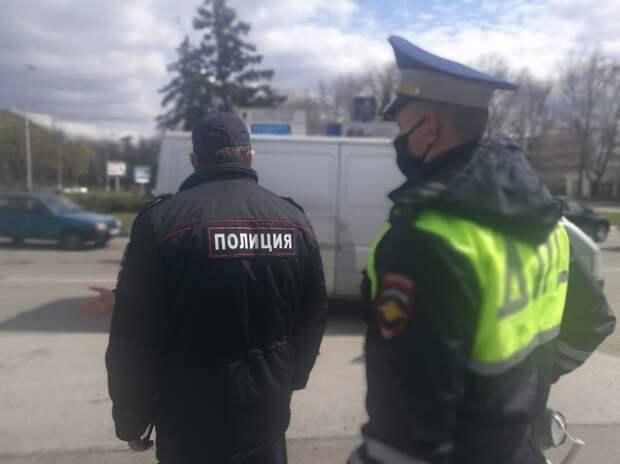 В Крыму попасть в МРЭО ГИБДД можно только по QR-коду