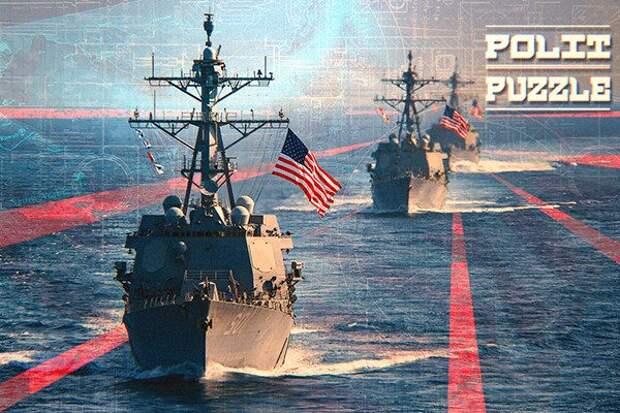 Флот НАТО не случайно вошел в Одессу на день ВМФ...