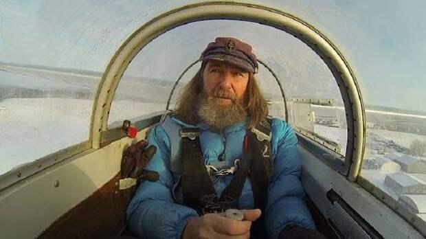 Федор Конюхов в июле отправится на дрейфующей льдине покорять Северный полюс