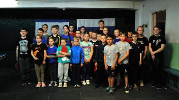 В сакском районе прошел Открытый турнир по настольному теннису