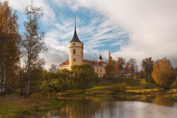 Архитектурный каприз императора Павла. /Фото: dager.ru