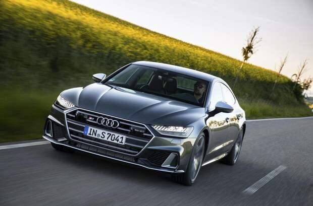 Audi начала принимать заказы на S6 и S7 Sportback в РФ
