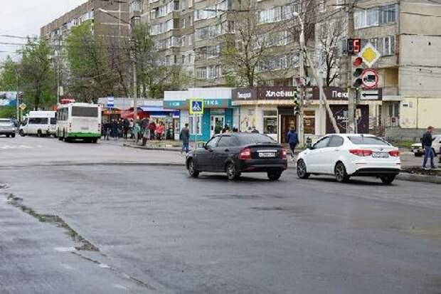 В Тамбове открыто движение по улице Базарной