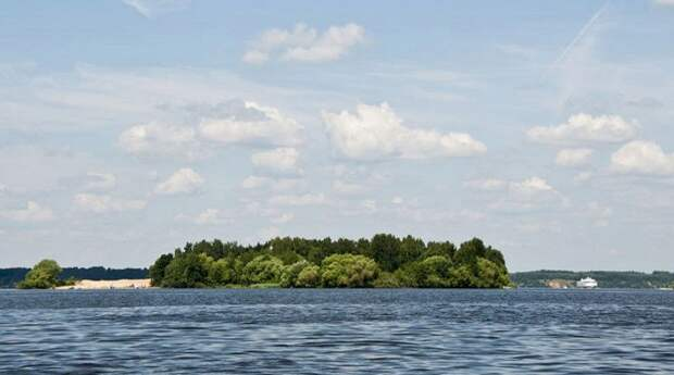 Монастырские острова