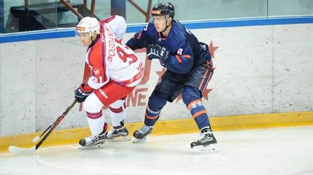 ХК «Южный Урал» потерпел поражение от «Ижстали» в последнем матче сезона