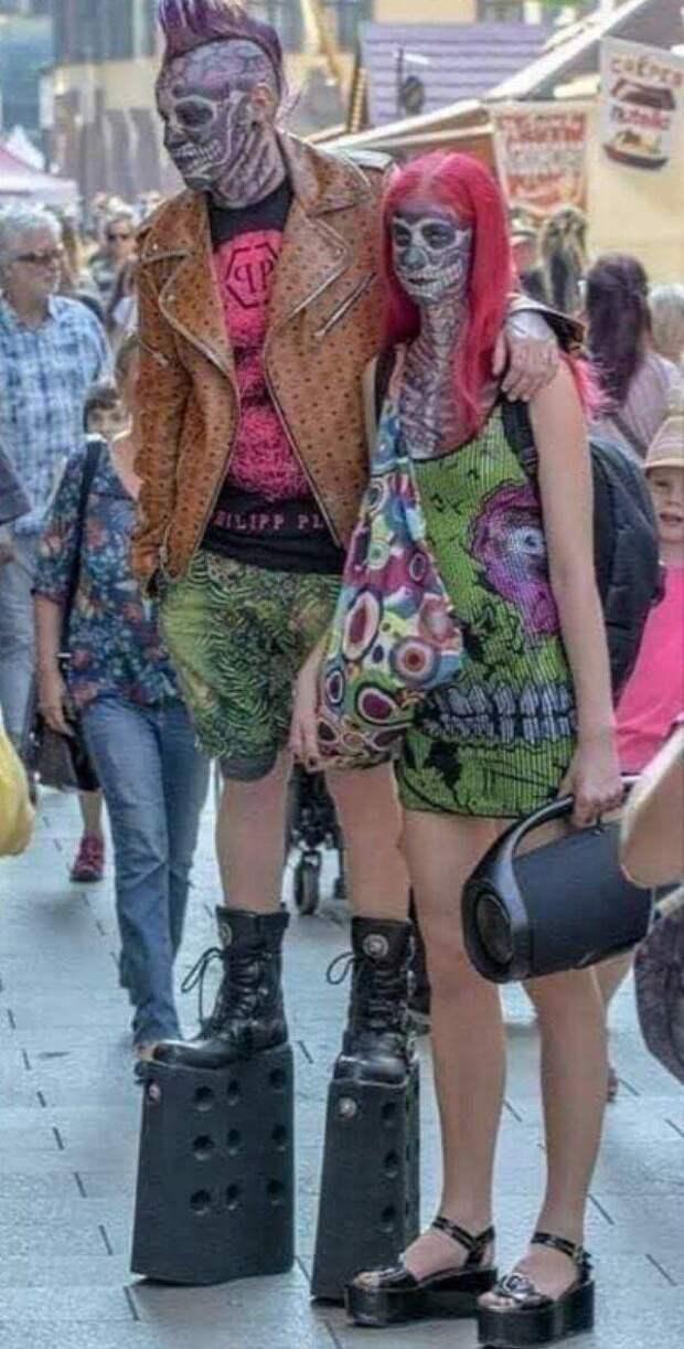 Народная мода
