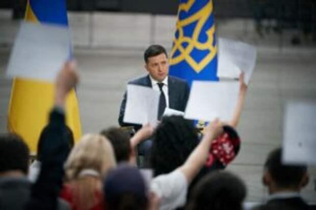Русские на Украине не коренной народ