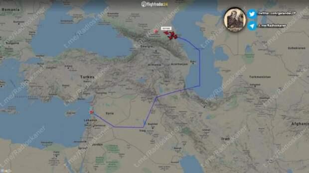 Российские Ту-22М3 отправлены изСирии обратно насвои базы в РФ