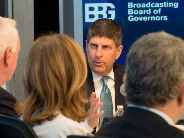 Председатель американского Совета управляющих по вопросам вещания (BBG) Джеффри Шелл