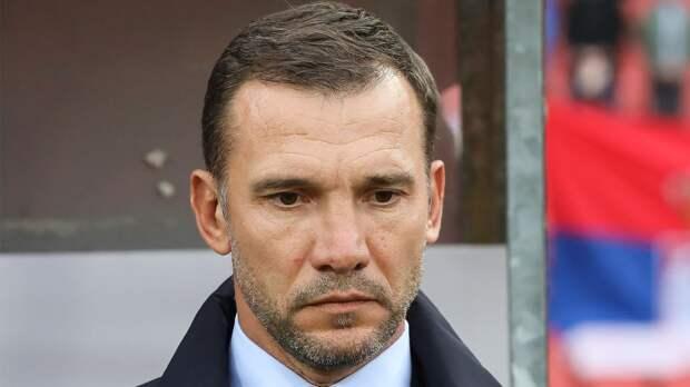 Шевченко — самый влиятельный человек в украинском футболе по версии Forbes. В десятке — партнер Миранчука