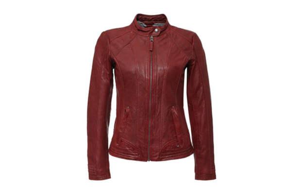 модная куртка косуха Mustang