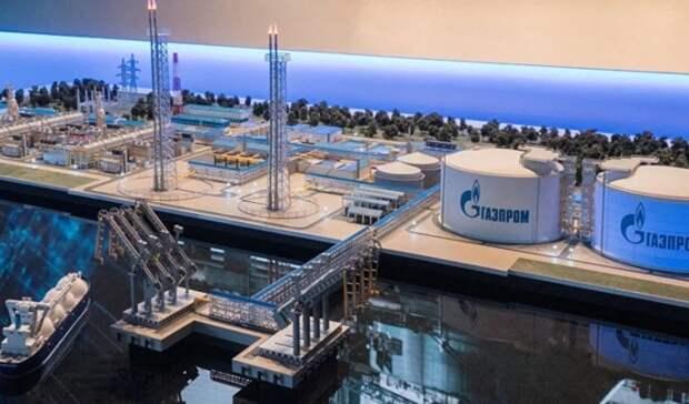 «Газпром» продал сам себе 900млрд кубометров газа