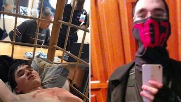 СК предъявит обвинение устроившему стрельбу в школе в Казани
