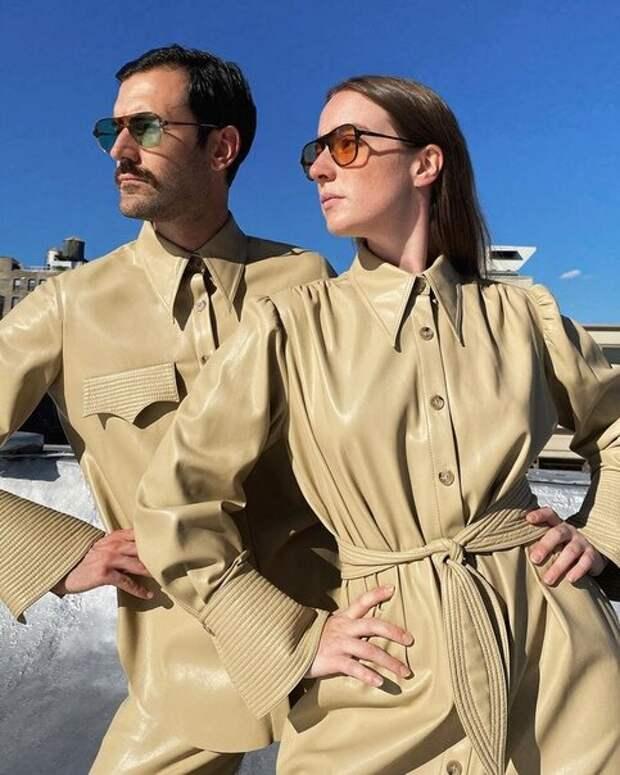 Как одеться женщине и мужчине, чтобы никто не сомневался, что они – пара