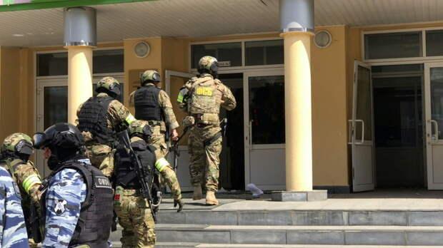 По делу о стрельбе в школе в Казани назначено свыше 30 экспертиз