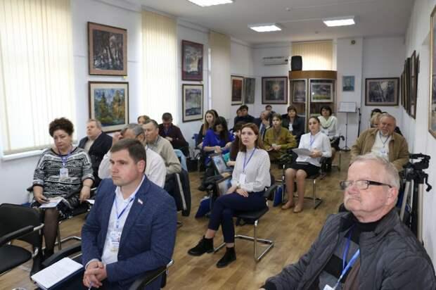 В Судаке состоялась конференция, посвященная истории Великой Отечественной войны
