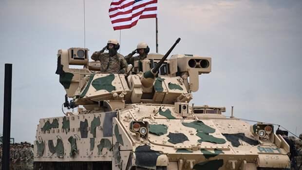 Украина просит США о постоянном размещении американских войск