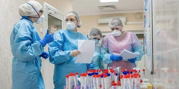 В Москве от коронавируса вылечились уже 1394 человека. Фото: mos.ru