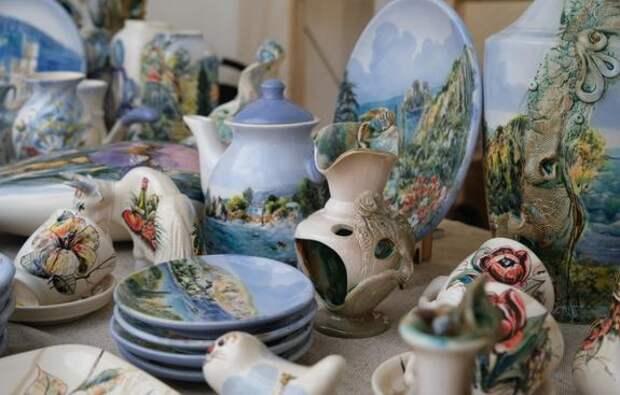 В Крыму проходит Всероссийский конкурс на лучший сувенир