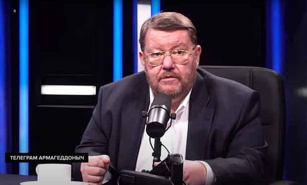 «Дяденька, ты дурак?»: Сатановский жестко прокомментировал «наезд» Рашкина на Соловьева