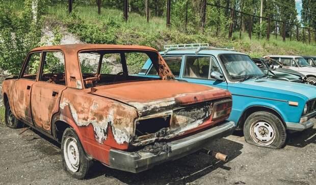 Цена старых машин наавторынках Оренбуржья бьёт ценовые рекорды