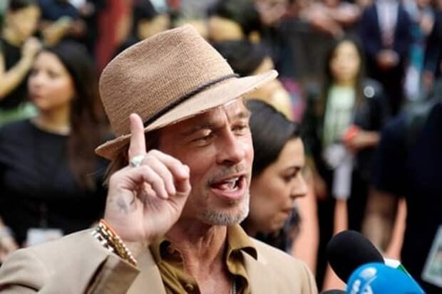 Брэд Питт отказался бороться за «Оскар»