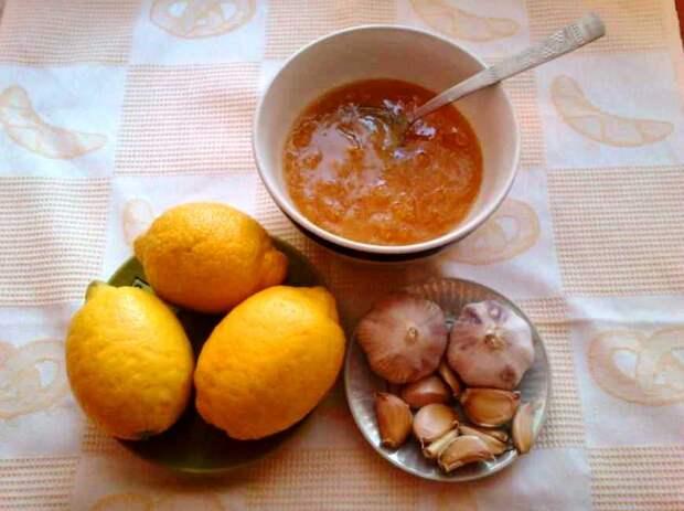 Бальзам для омоложения из меда, чеснока и лимона - целебные средства Тимуридов