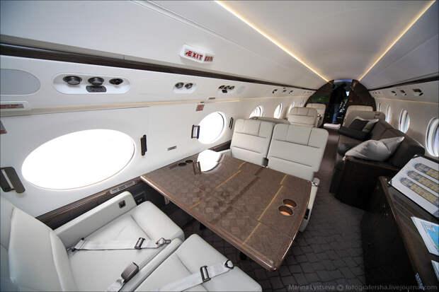 Бизнес-авиация изнутри