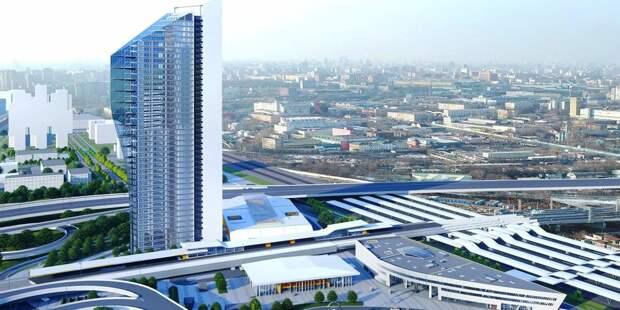 Транспортно-пересадочный узел Юго-Восточного округа станет самым крупным ТПУ в столице/mos.ru