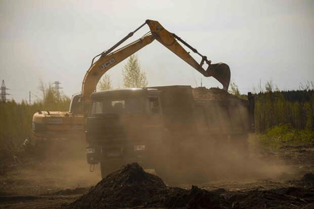 В Ленобласти с военными инженерами общевойсковой армии ЗВО проведено учение по устранению последствий условных стихийных бедствий