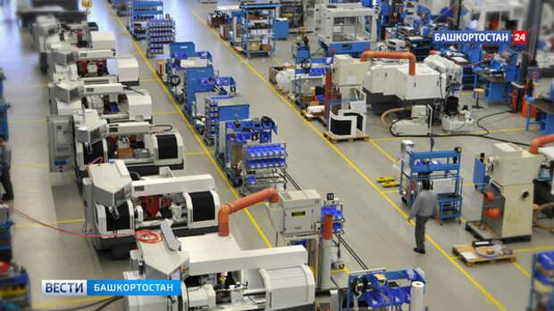 Благодаря нацпроекту по предпринимательству в Стерлитамаке запущено высокотехнологичное производство