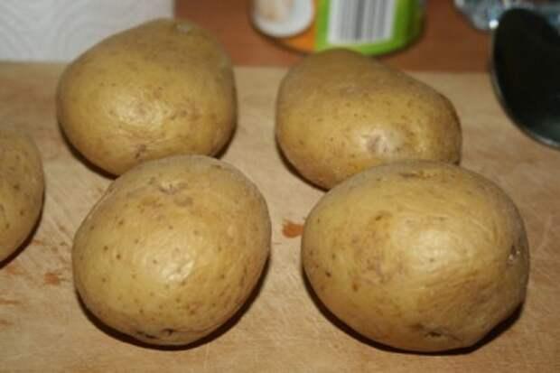 мятая картошка как готовить