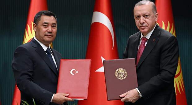 Китай начал активно противостоять турецкой экспансии в Центральной Азии