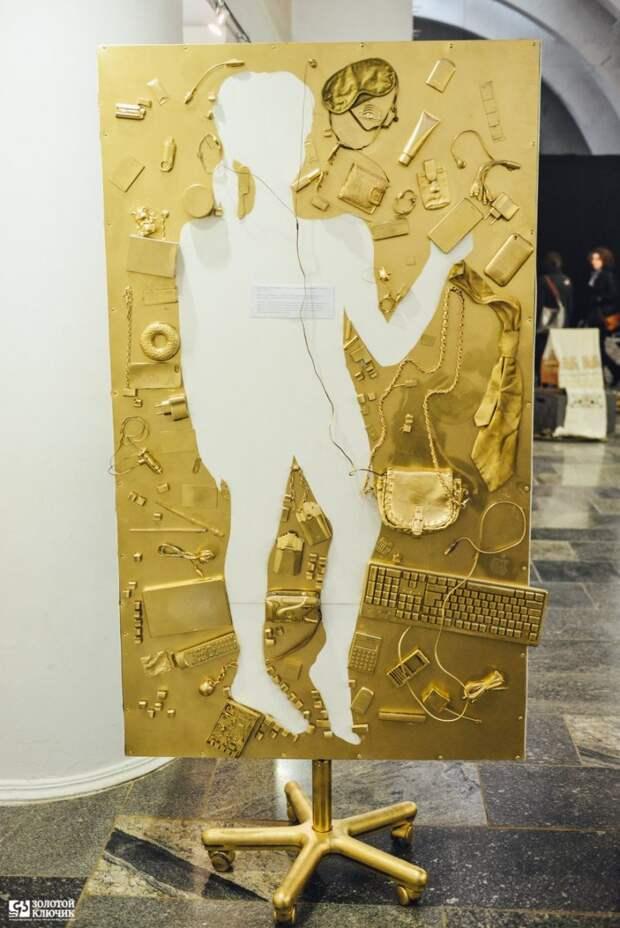 В «theHARASHO» открылась выставка «Начистоту»