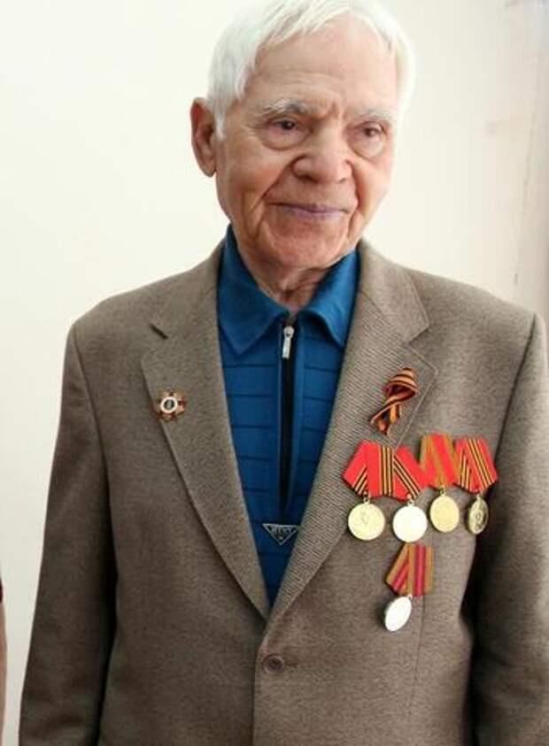 Леонтий Мирошниченко из станицы Брюховецкой ушел воевать в 16 лет