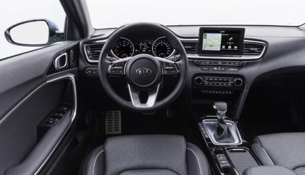 Новый Kia Ceed: первая официальная информация