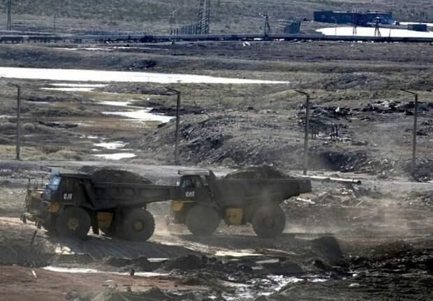 "Суд взыскал с ""Норникеля"" 146 миллиардов рублей из-за разлива топлива"