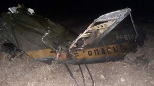 Сбитие российского Ми-24 в Армении было умышленным