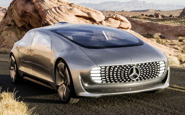 Daimler и Bosch сплотились на почве разработки беспилотников
