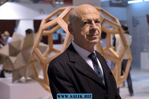 Алессандро Веццосси - директор музея Леонардо в городе Винчи. Фото: Museo Ideale Leonardo Da Vinci.