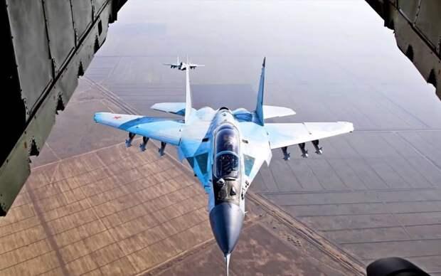 100 истребителей МиГ-35 могут отправиться в Индию