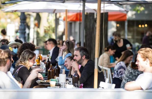 В Мельбурне закончился самый продолжительный в мире локдаун