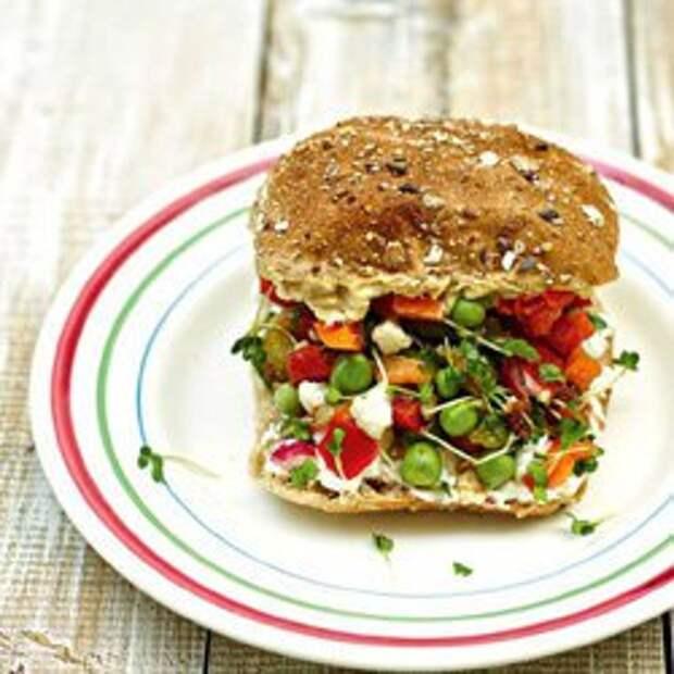 Сэндвич рецепт «А ну-ка, придави!» — Рецепты Джейми Оливера