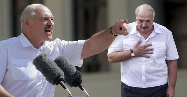 Лукашенко станет главным помощником Запада в деле свержения... Лукашенко