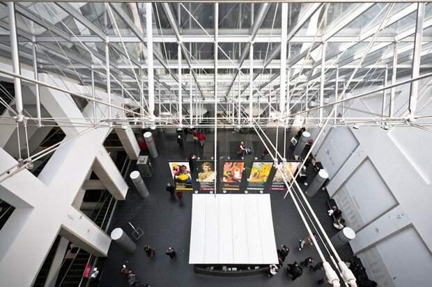 Музей изящных искусств в Монреале — старейший музей Канады