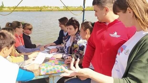Состоялось выездное заседание Молодёжного совета Джанкойского района