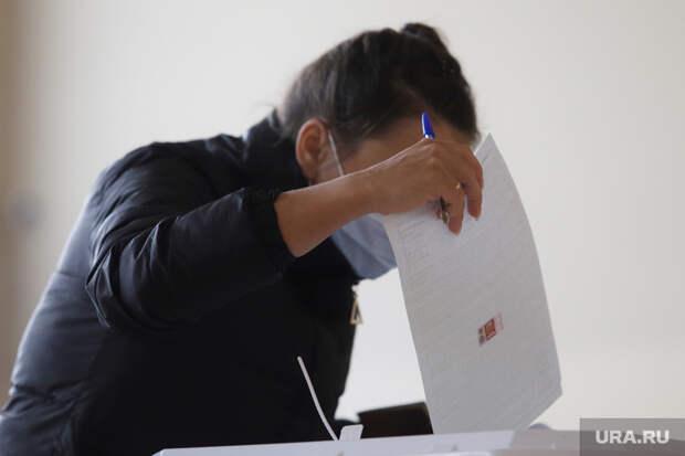 Вшести курганских районах проголосовало более 50% избирателей