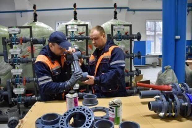 В Калужской области появятся 16 новых станций водоочистки