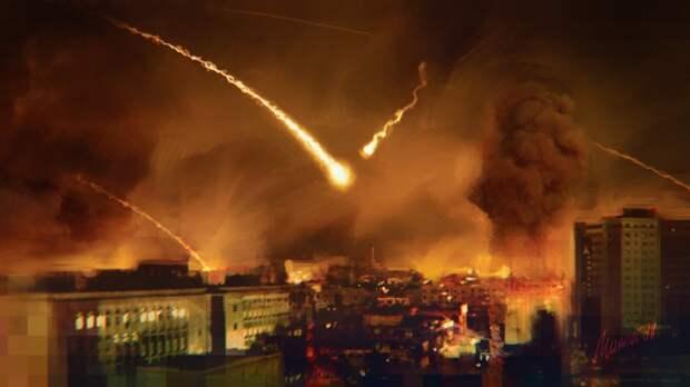 Сирены воздушной тревоги сработали в израильском Сдероте